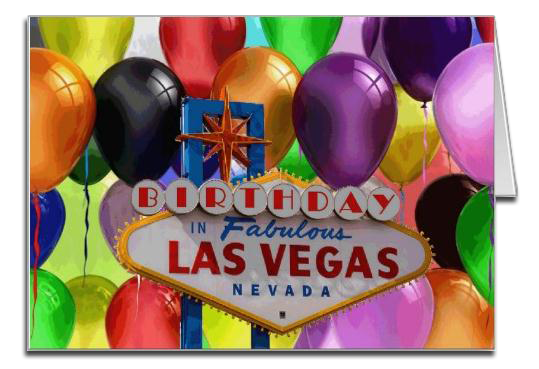 Vegas Birthday Packages  Vegas Birthday Deals  Vegas Party VIP