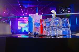 las vegas bottle service