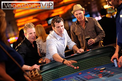 Vegas Bachelor Party Packages