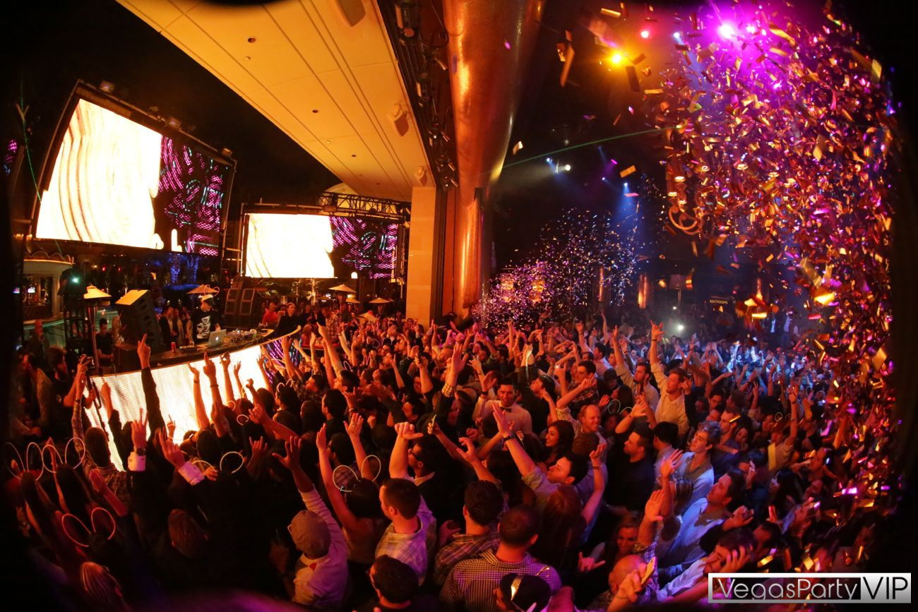 XS Nightclub Bottle Service, Guest List and Dress Code Info