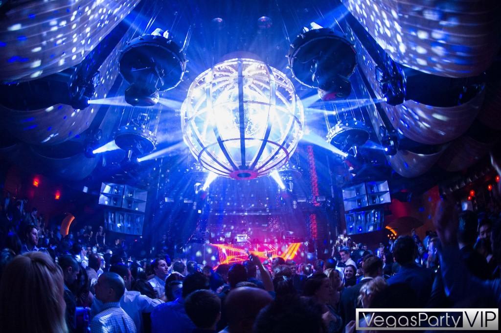 Marquee nightclub las vegas