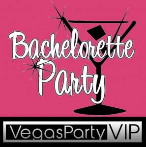 Bachelorette party logo