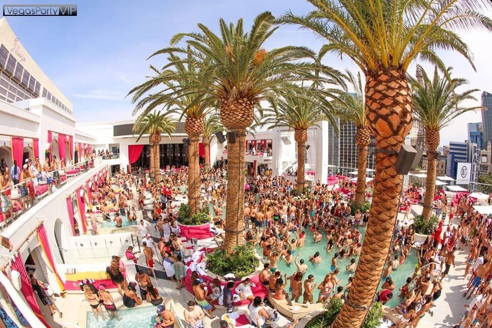 Drais Beach Club Party Package | Vegas Party VIP