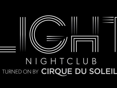 Light nightclub logo