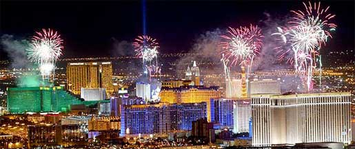 Hottest Vegas New Year's Eve Parties in 2014