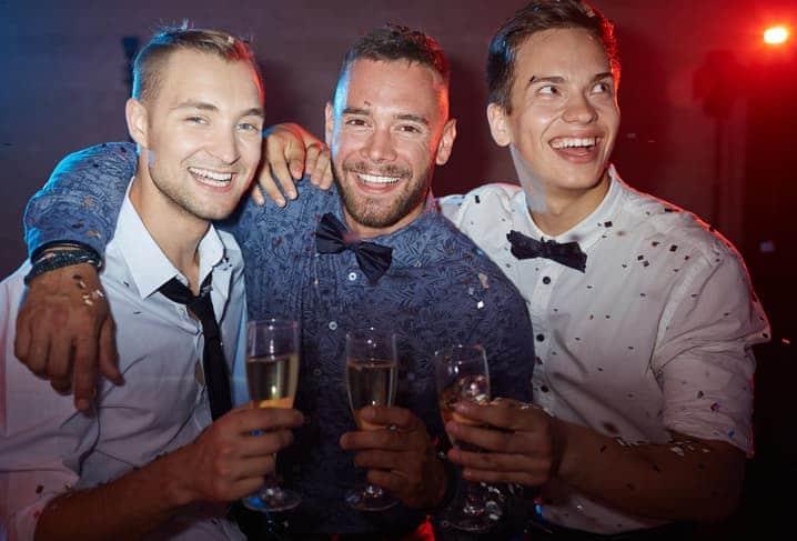 Top 5 Bachelor Party Spots in Las Vegas