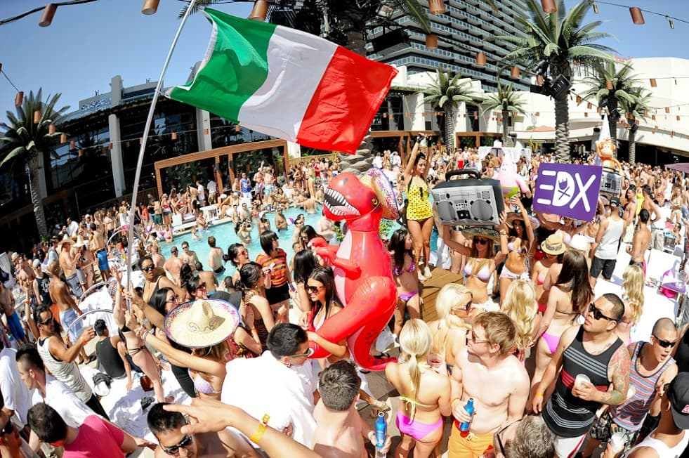Kick Off May in Las Vegas With Cinco de Mayo, Fight Weekend & So Much More