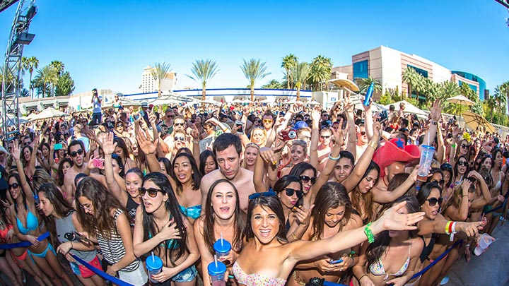 This Week in Vegas April 9-14: Spring Break Madness Continues With The Hottest Vegas Pool Parties of 2018