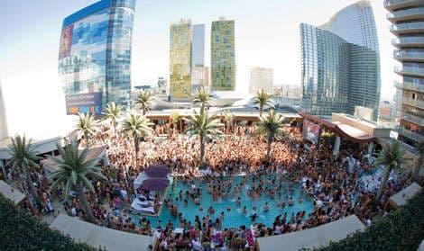 Las Vegas Day Club & Pool Season Is Open For 2018!