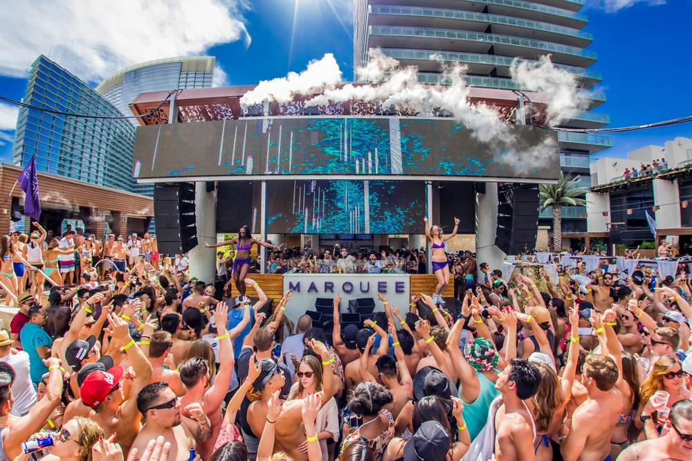 Party Your Way Into June The Vegas Way