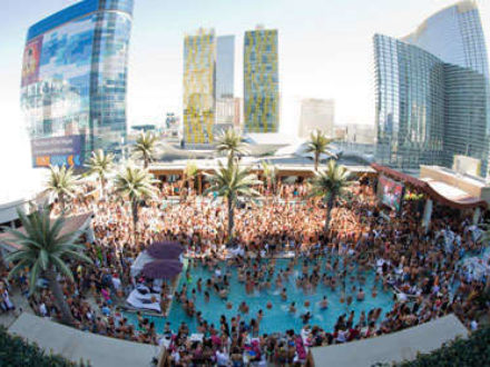 summer 2018 las vegas pool parties