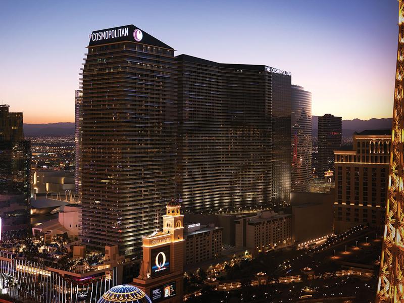 Vegas Party VIP - Top 5 2018 Las Vegas Bachelor Party Spots: Cosmopolitan