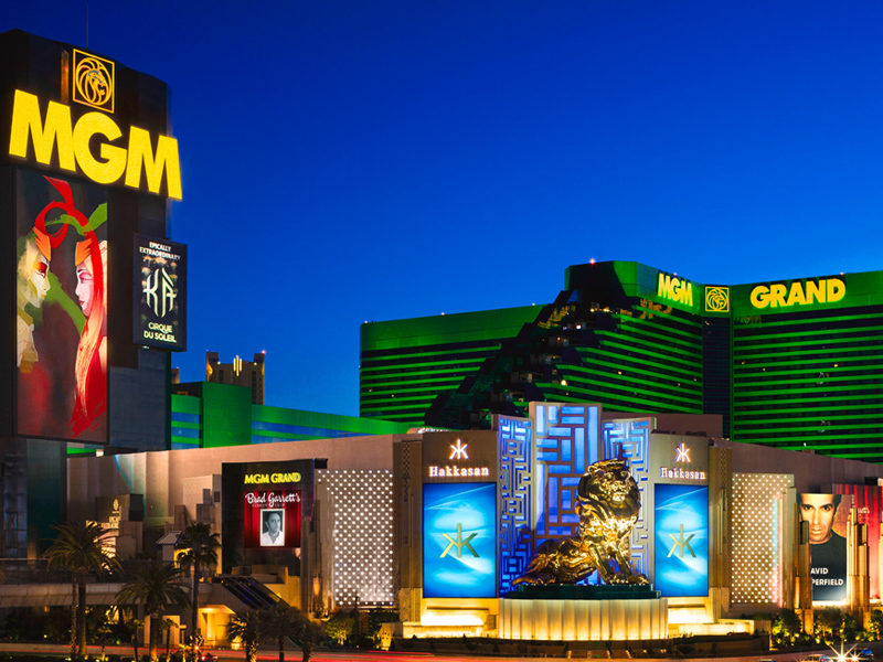 Vegas Party VIP - Top 5 2018 Las Vegas Bachelor Party Spots: MGM Grand