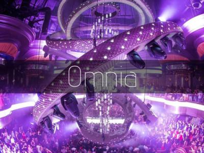 Omnia, Las Vegas