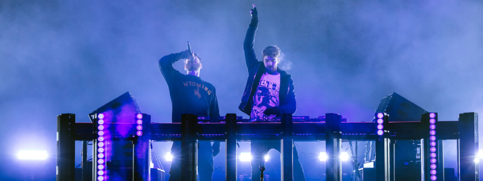 Chainsmokers at XS Nightclub